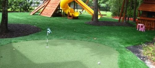ST-Putting Green and Playground